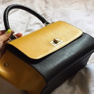Genuine leather fashion purse
